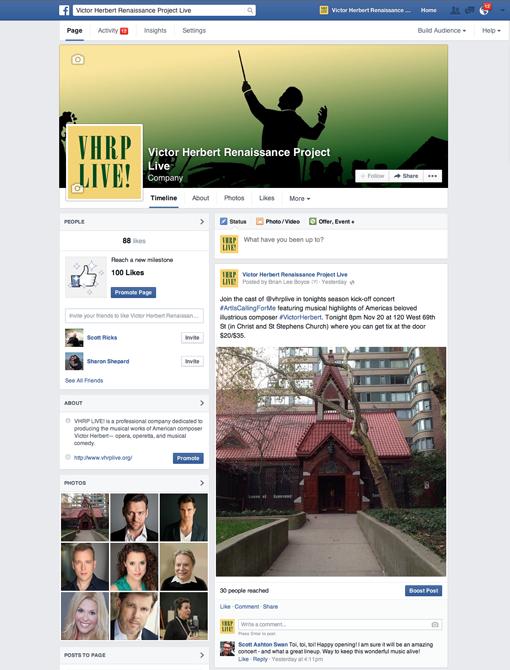 vhrplive-facebook-page