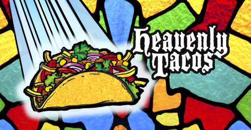 brian lee boyce heavenly tacos logo